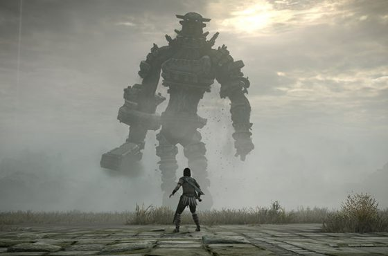 Shadow of the Colossus presenta su espectacular intro en un vídeo