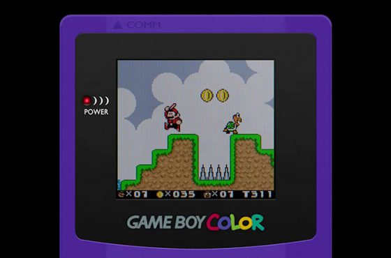 Ya se puede descargar gratis Super Mario Land 2 DX de la Game Boy Color