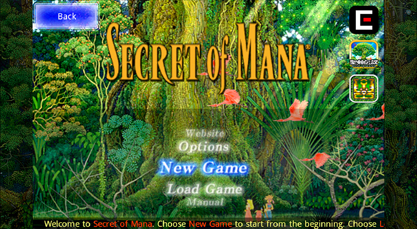 Square Enix lanza noticias sobre su remake de Secret of Mana