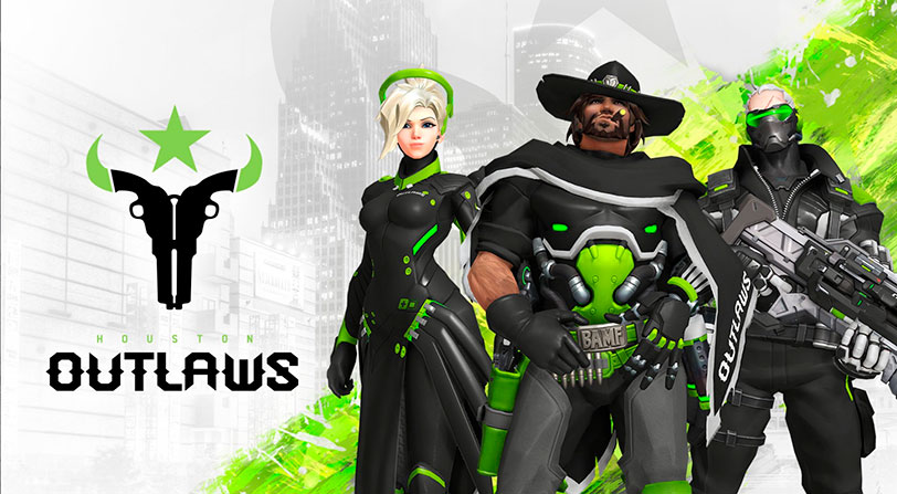 Outlaws Overwatch