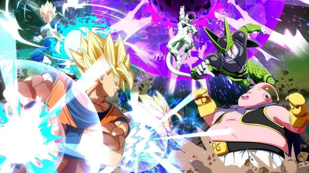 analisis dragon ball fighterz