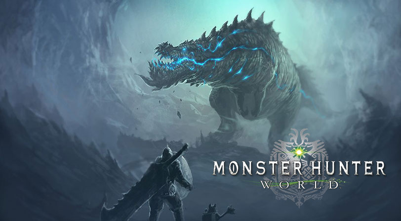 Así será el primer DLC gratuito de Monster Hunter World