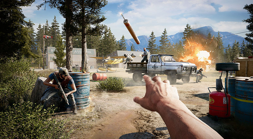 requisitos minimos recomendados farcry 5