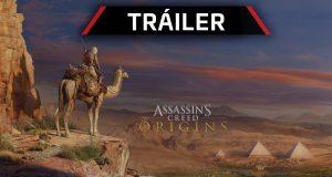 trailer lanzamiento dlc assassin's creed origins