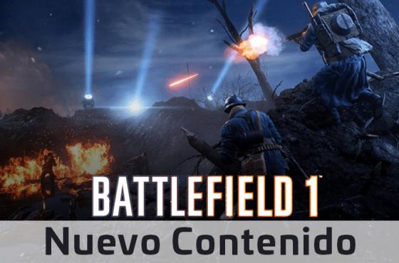 Battlefield 1 se actualiza hoy con todo este contenido