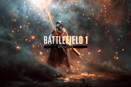 Prepárate para la batalla final: Battlefield 1 Apocalypse llegará en febrero