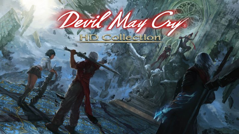 imágenes devil may cry hd collection