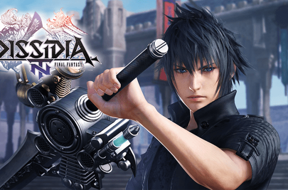 Noctis ya disponible en la beta abierta de Dissidia Final Fantasy NT