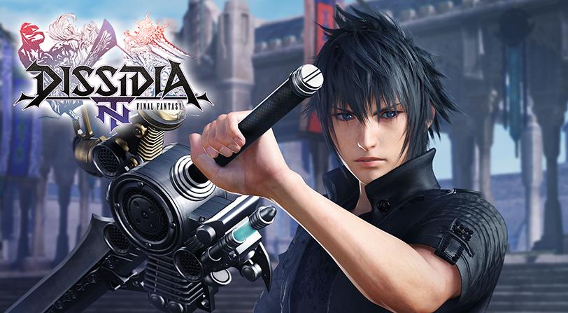 Noctis ya disponible en la beta abierta de Dissidia Final Fantasy NT