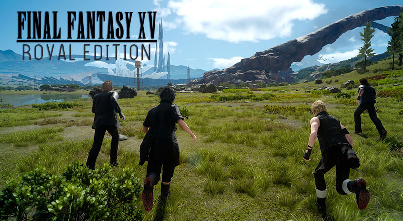 [Rumor]: Final Fantasy XV Royal Edition podría llegar al mercado en unos meses