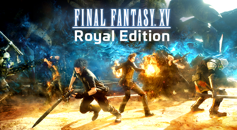 trailer final fantasy xv royal edition