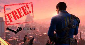 Fallout 4 gratis steam