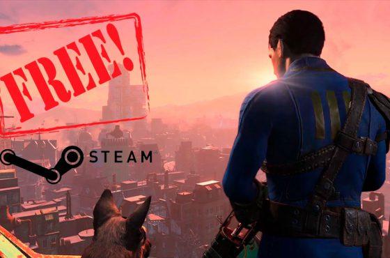 Este fin de semana puedes jugar gratis a Fallout 4 en Steam