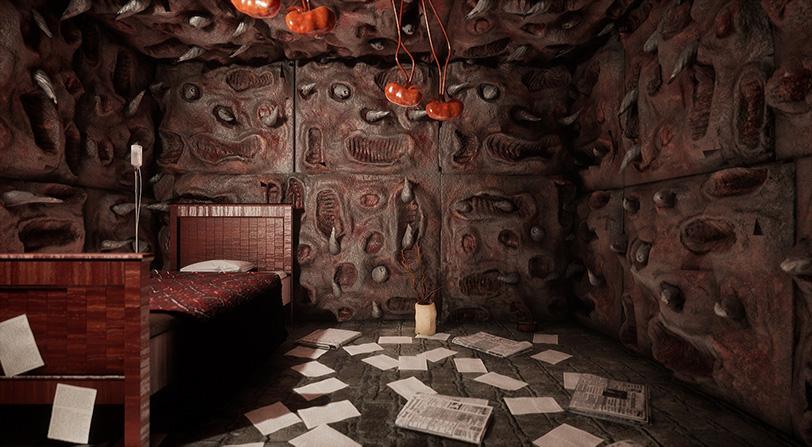 Forbidden Forgiveness: Un juego de terror psicológico en el que viajarás por varias dimensiones
