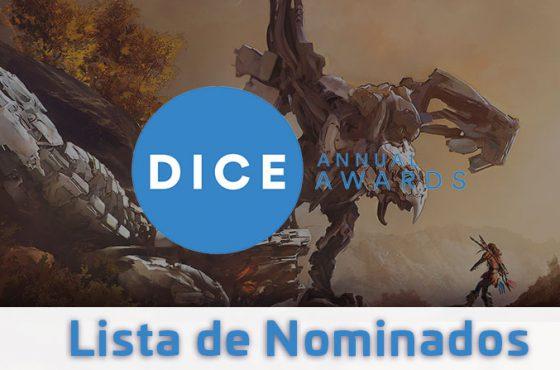 Estos son los nominados para los DICE Awards 2018