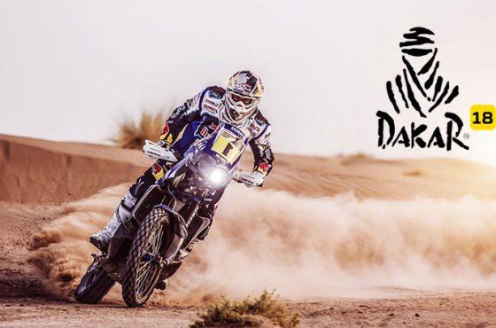 El videojuego oficial del Rally Dakar es una realidad