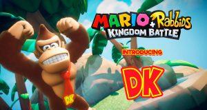 Mario Rabbids DK