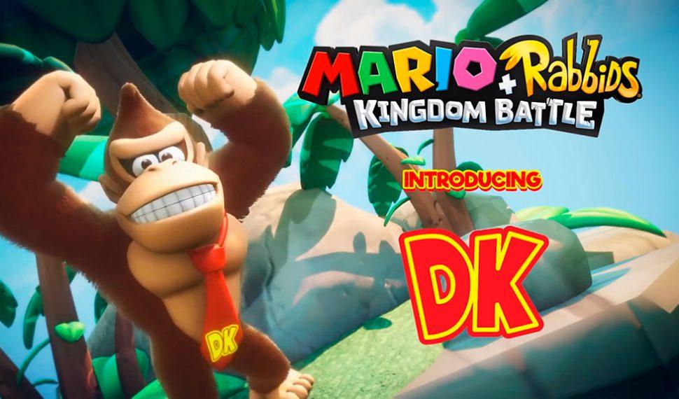 El director creativo de Mario + Rabbids da detalles sobre la llegada de Donkey Kong