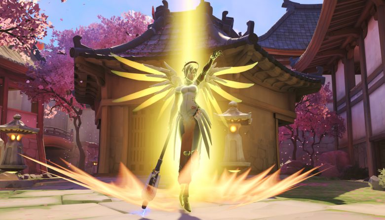 ovewatch cambio mercy ptr