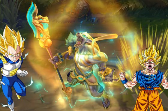 League of Legends: ¿Es Nasus un Super Saiyan perdido?