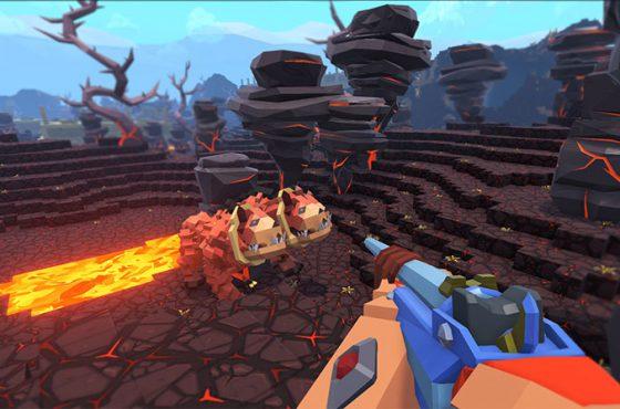 Se presenta PixARK un nuevo juego de supervivencia en mundo abierto