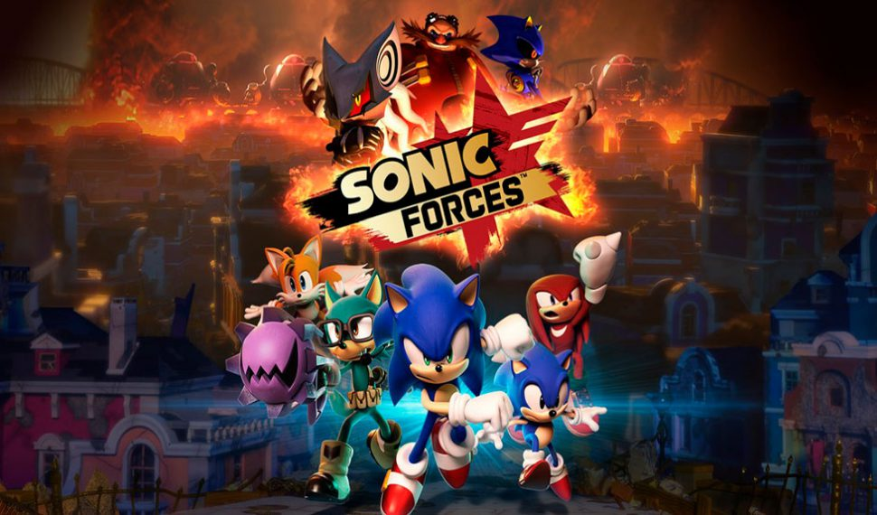 Sonic Forces: el DLC para convertirse en Super Sonic será gratis a partir de ahora