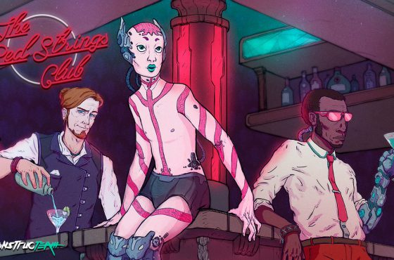 The Red Strings Club – ya disponible la aventura ciberpunk española