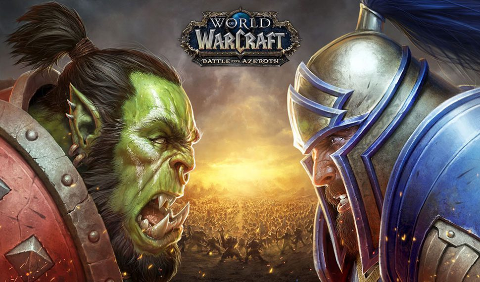 World of Warcraft: Battle for Azeroth ya disponible para su precompa