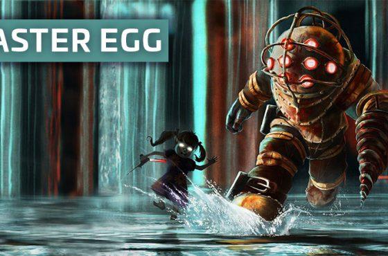 El Easter Egg mejor guardado de Bioshock sale a la luz