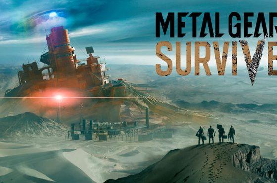 Konami ofrece nuevos detalles sobre Metal Gear Survive