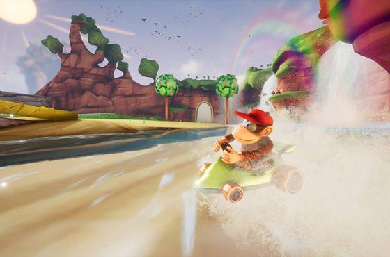 Diddy Kong Racing realizado con Unreal Engine 4 ya está disponible para descargar