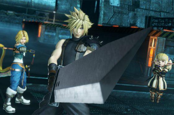 Dos nuevos spots para el esperado Dissidia Final Fantasy NT