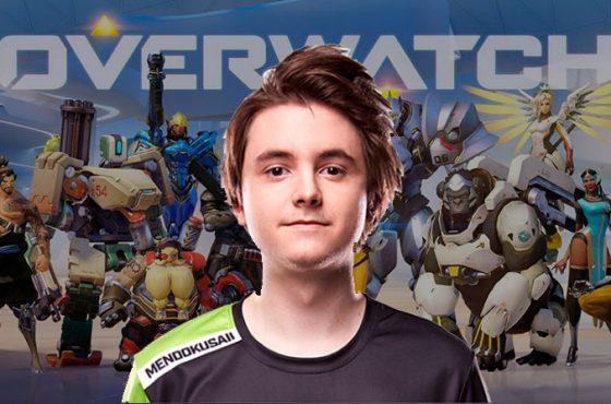El chico que dejó los estudios para dedicarse solamente a Overwatch y triunfó