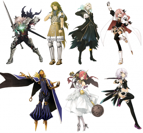 Fate Apocrypha opiniones