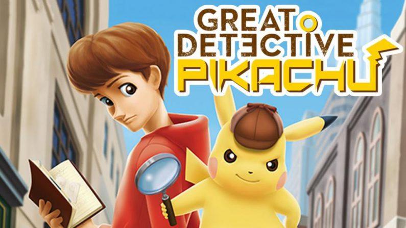 Detective Pikachu de 3DS podría llegar a Occidente este año