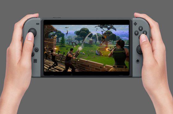 Se abre una posibilidad para que Fortnite llegue a Nintendo Switch
