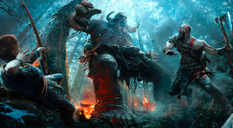 ¿Por qué Kratos no podrá saltar en el nuevo God of War?