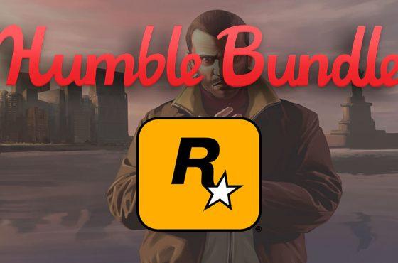 El nuevo Humble Bundle está dedicado a Rockstar Games