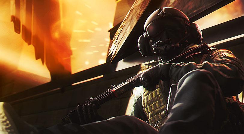 Se anuncian tres nuevas ediciones de Rainbow Six Siege