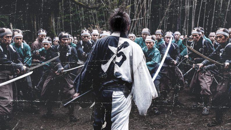 La Espada del Inmortal – Disponible en Netflix la adaptación live action del famoso manga – Crítica