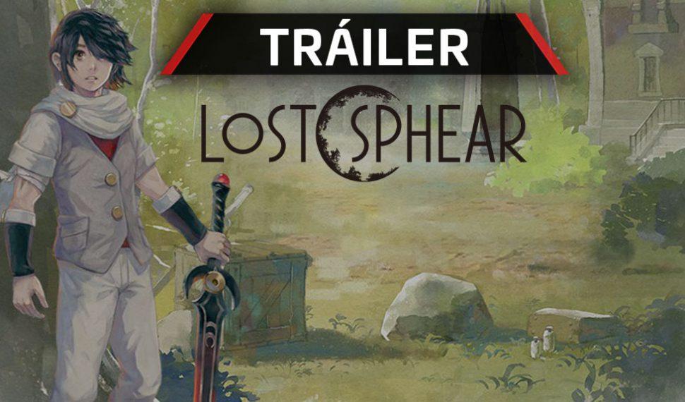 Lost Sphear ya está a la venta y éste es su nuevo tráiler
