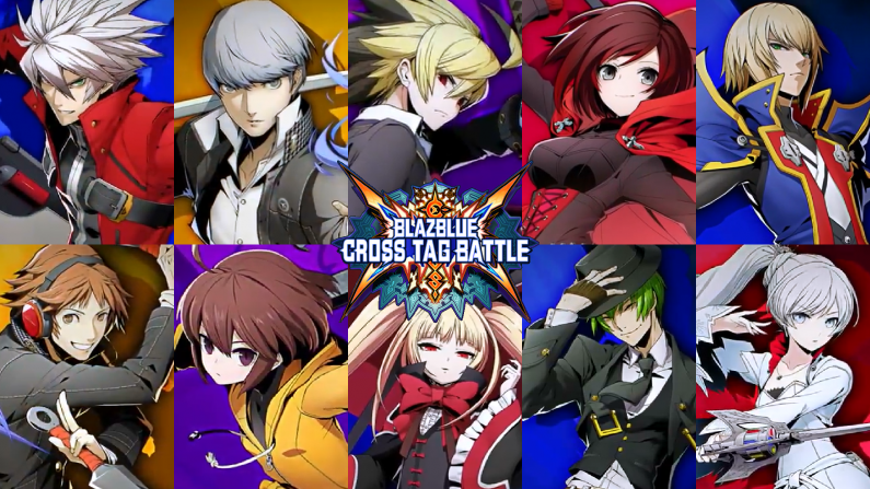 Blazblue Cross Tag Battle dispone de la mitad de la plantilla a través de DLC