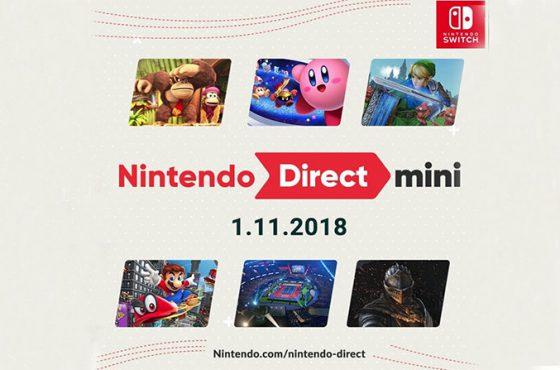 Nintendo Direct Mini: Estas han sido todas las novedades