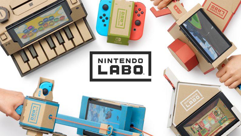 Nintendo Labo: Todo lo que necesitas saber sobre la última tecnología de Nintendo