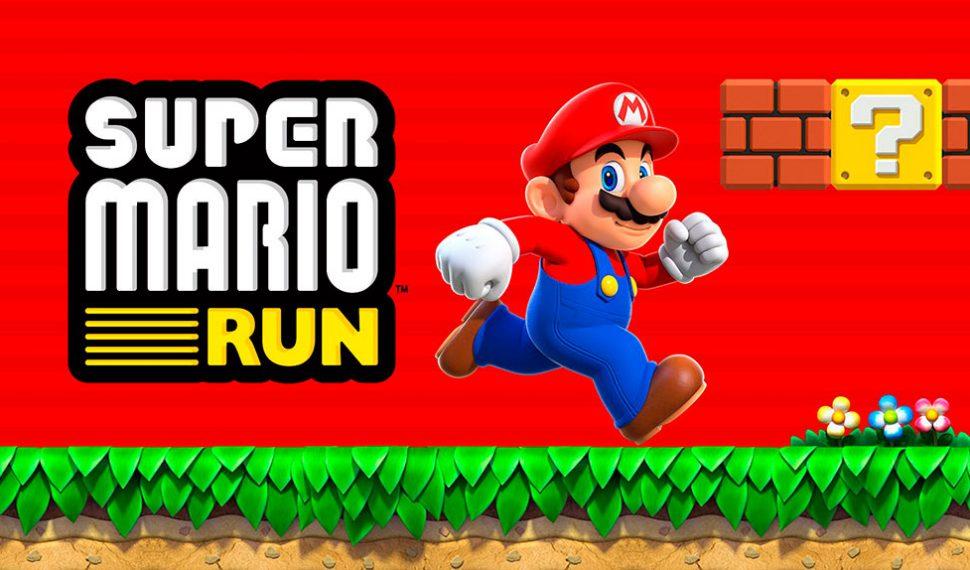 Super Mario Run se actualiza y llega a la versión 3.0.8