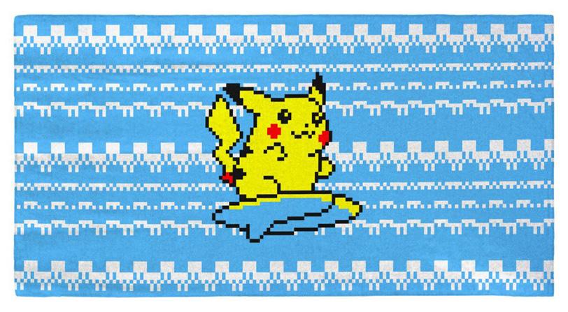 En el Día de la Comunidad de Pokémon Go estará disponible el Pikachu surfero