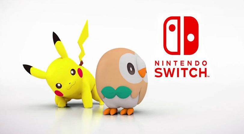 RUMOR: el juego de Pokémon para Nintendo Switch podría llegar este año
