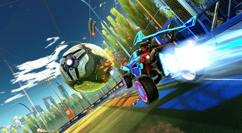 Rocket League bate todos los records y llega a los 40 millones de jugadores