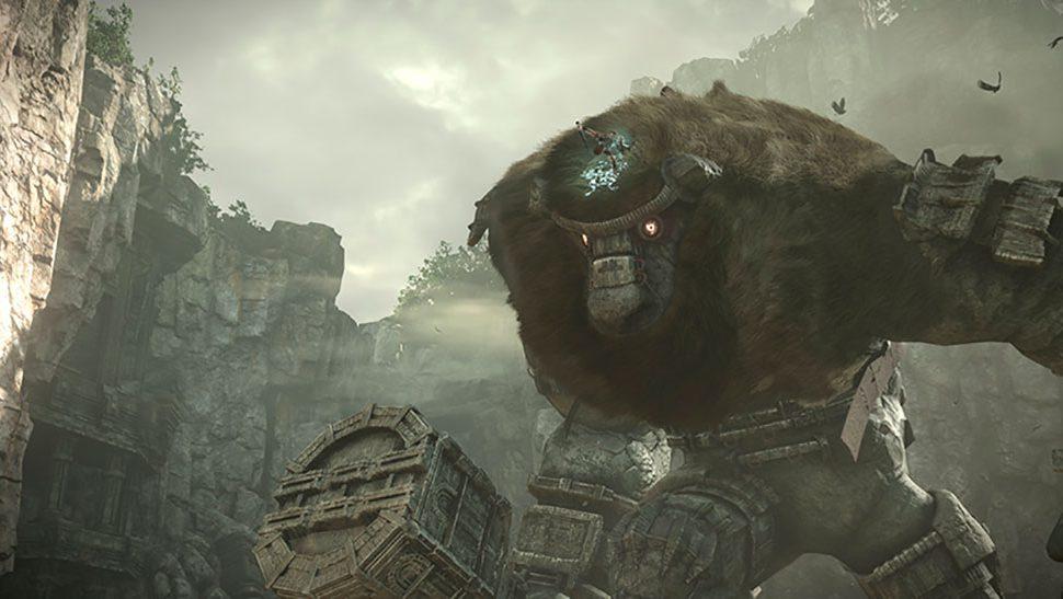 Shadow of the Colossus: nuevo tráiler que muestra los avances gráficos del remake