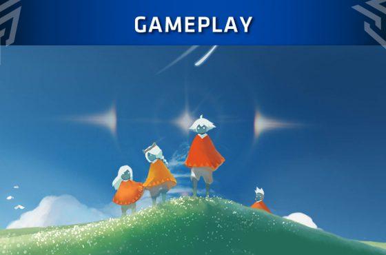 Nuevo Gameplay de 30 minutos de Sky, la aventura social para iOS
